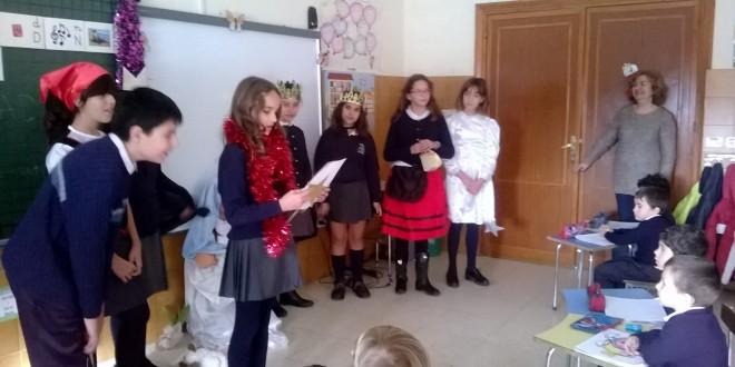 Club de lectura 6º de Primaria