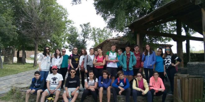 III Jornadas pedagógicas en Monfragüe – 3º ESO